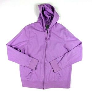 Champion Tops - Light Purple Women s Champion Hoodie Size XL 80416d9e2